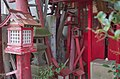 Ippon-Hinoki Inari Shrine(One-Cypress-Tree Inari Shrine) - 一本檜稲荷神社 - panoramio.jpg