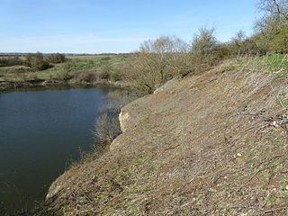 Irchester Old Lodge Pit