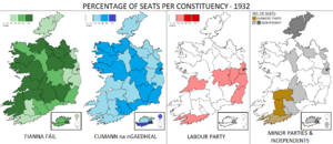 Irish general election, 1932 - Image: Irish general election 1932