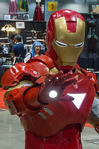 Iron Man - Wikiquote