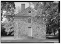Isaac Potts House, South of Schuylkill River, King of Prussia, Montgomery County, PA HABS PA,46-VALFO,1-30.tif