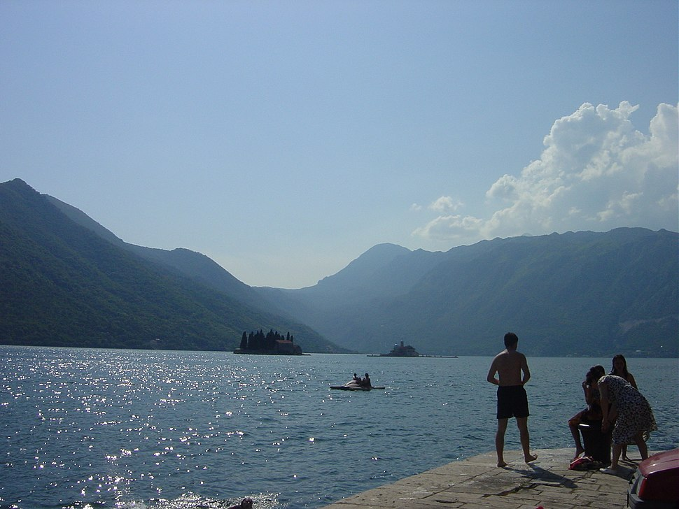 Islands Perast