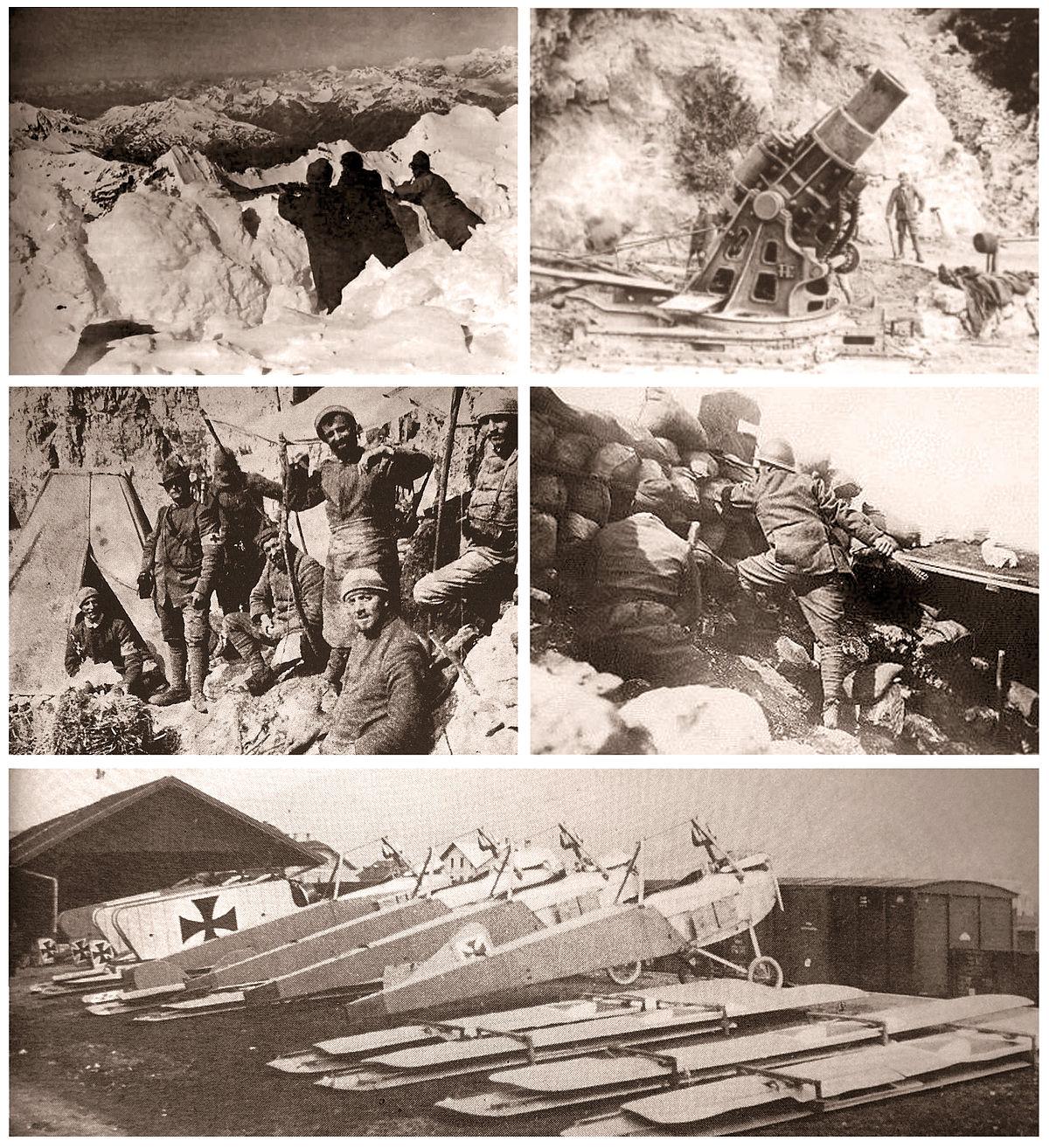 italian front world war i