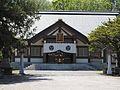 Iwanai Shrine Haiden.jpg