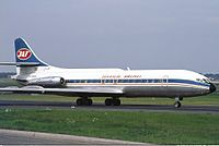 SE-210 Caravelle VI-N компании Jugoslovenski Aerotransport (JAT)