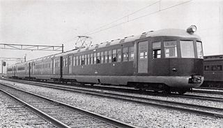 52 series Japanese electric multiple unit train type