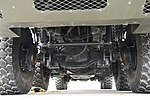 JGSDF Heavy Wheeled Recovery Vehicle(38-5010) underbody structure at Camp Itami October 7, 2018 02.jpg