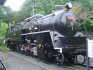JNR Class E10 Class of 5 Japanese 2–10–4T locomotives