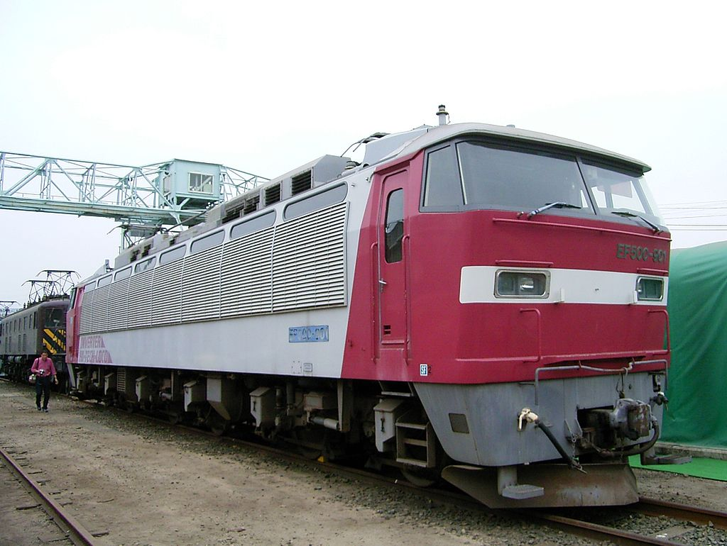 JR Freight EF500