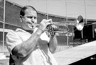 Jack Sheldon - Jack Sheldon at Palo Alto CA Jazz Festival September 26, 1987