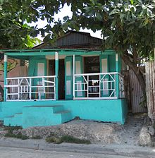 Case cr ole wikip dia for Maison moderne haiti