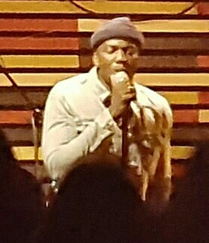 Jacob Banks (singer) - Jacob Banks au Ritz PDB