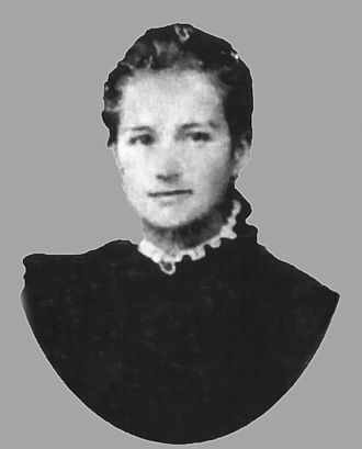 Jacobina Mentz Maurer - Jacobina Mentz Maurer (1842-1874), leader of the Revolt of the Muckers in Brazil.