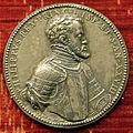 Jacopo nizzola da trezzo, medaglia di filippo II di spagna.JPG