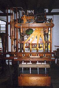 A Jacquard-féle szövőgép