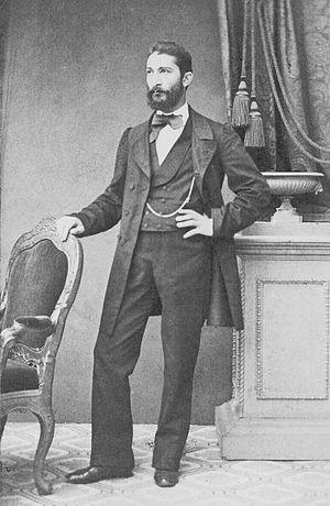 Salomon Jadassohn - Jadassohn in the 1860s