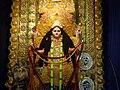 Jagaddhatri Puja2 2009 Chandannagar.JPG
