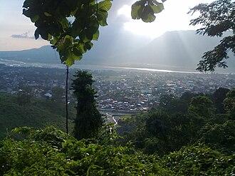 Alipurduar district - Hill Down View Of Jaigaon
