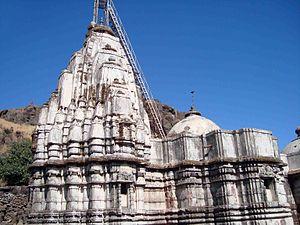 Pavagadh - Pavagadh Jain temple