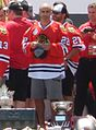 Jamal Mayers and Johnny Oduya (9161745343).jpg
