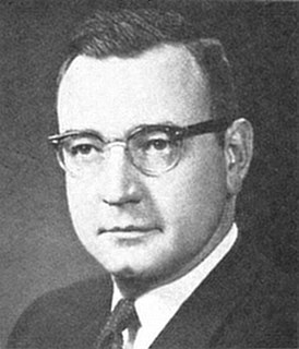 James E. Bromwell American politician