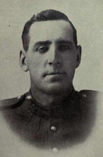 James Peter Robertson Recipient of the Victoria Cross