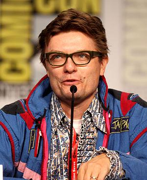 James Urbaniak - Urbaniak at the San Diego Comic-Con International in July 2011.