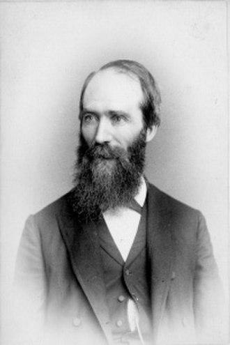 James Y. McKee - Image: James Y Mc Kee Penn State
