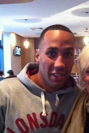 James DeGale - Image: Jamesdegale