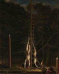 Jan de Baen: The Corpses of the De Witt Brothers