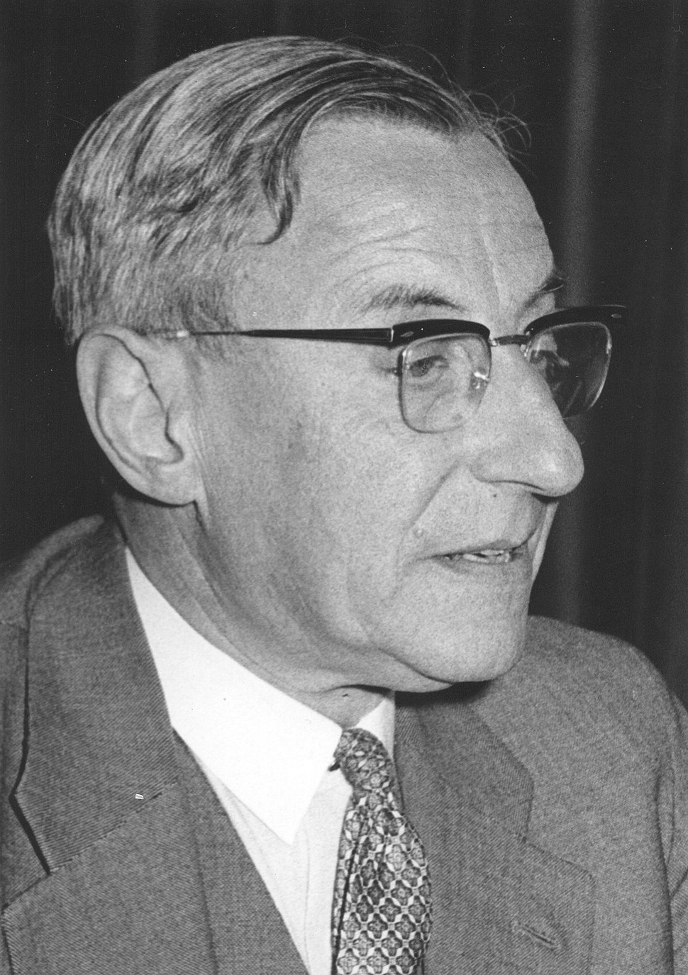 Jan de Quay 1962