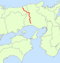 Japan National Route 29 Map.png