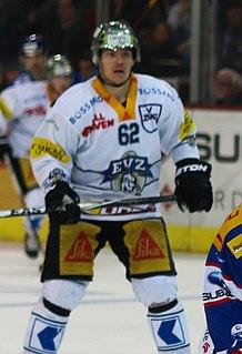 Jarkko Immonen Finnish ice hockey player