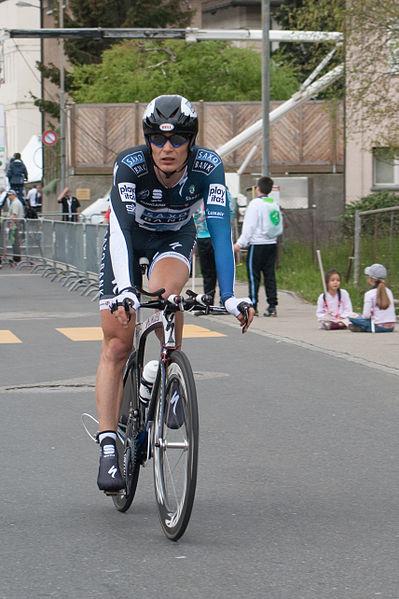 File:Jaroslaw Marycz - troisième étape du Tour de Romandie 2010.jpg