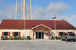 Jarrell, Texas - Jarrell City Hall