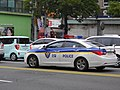 Jeju police car.JPG