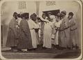 Jewish Wedding Rituals. Wedding Ceremony WDL10705.png