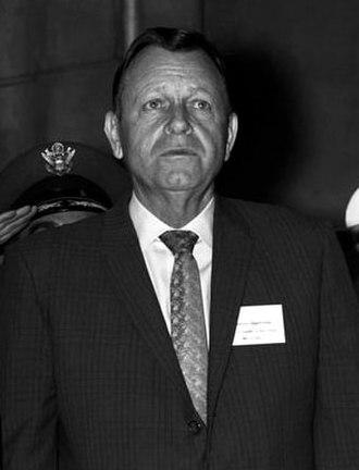 Jimmie Davis - Davis in 1962