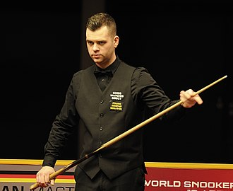 Jimmy Robertson (snooker player) - German Masters 2014