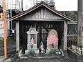 Jizo Shrine near Nishitetsu-Nakashima Station.jpg