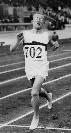 Joachim Büchner - Joachim Büchner at the 1928 Olympics