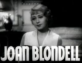 Joan Blondell in Goodbye Again