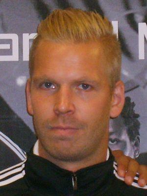Johan Sjöstrand - Image: Johan Sjöstrand 15082013