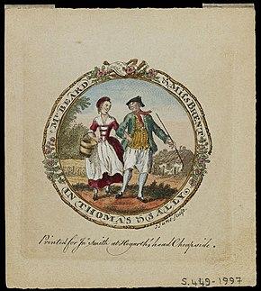 John Beard y Charlotte Brent en El regreso del marinero.jpg
