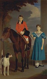 painting by Robert Burnard
