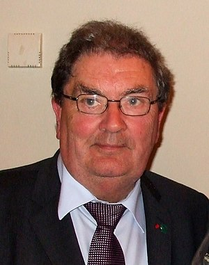 Ireland's Greatest - 1. John Hume was leader of the Social Democratic and Labour Party, recipient of the 1998 Nobel Peace Prize and key figure in the Northern Ireland peace process.