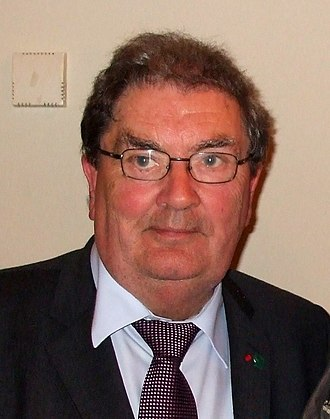 1998 Northern Ireland Assembly election - Image: John Hume 2008