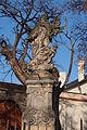 John of Nepomuk statue in Olomouc.jpg