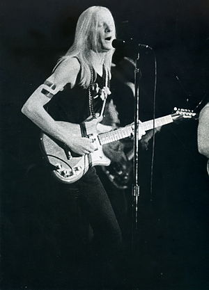 Johnny Winter - Johnny Winter, Santa Monica Civic Auditorium, 1969