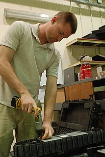 Automation technician Profession
